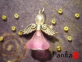 Angyal - rózsaszín