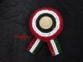 Kokárda - címeres, nagy
