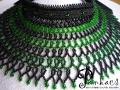 Sárközi nyaksi - zöld