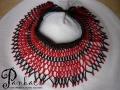 Sárközi nyaksi - piros
